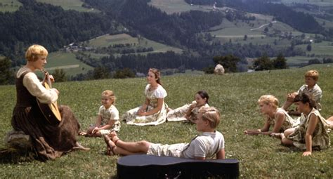 The Sound of Music still resonates for Julie Andrews