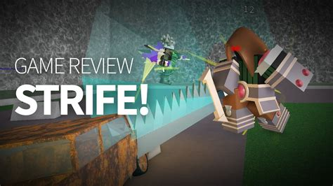 Strife! Game Review - YouTube