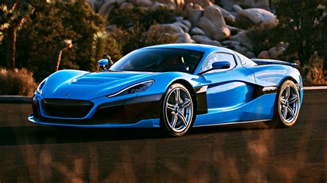 News - Rimac C_Two California Edition Packs 12-Litres Of