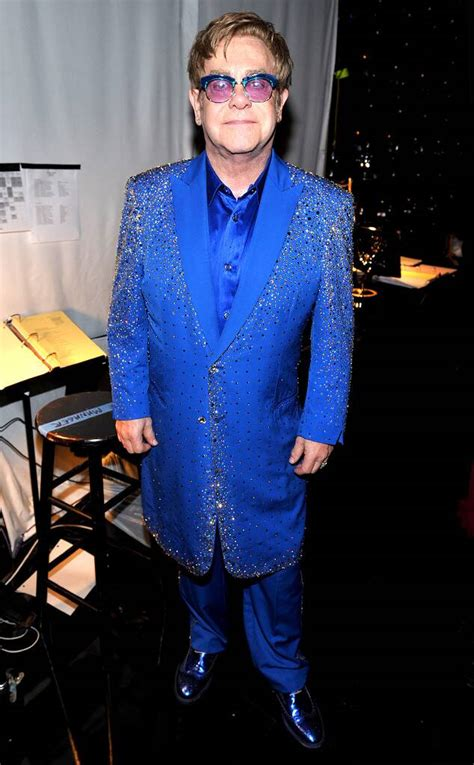 Sir Elton John from Stars Who Have Had Vasectomies   E! News