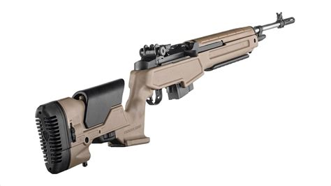 Springfield Armory M1A Scout Squad Rifle with the