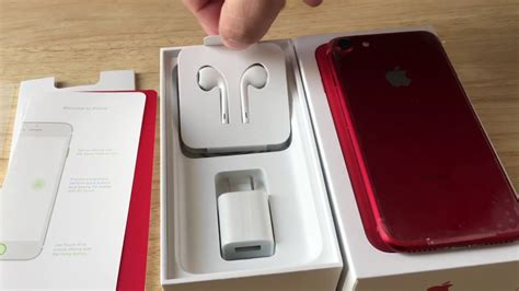 Apple iPhone 7 128GB PRODUCT(RED) iOS Smartphone AT&T 4G