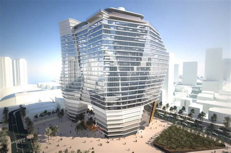 Ron Arad Architects Unveils Plans for Israel's Tallest