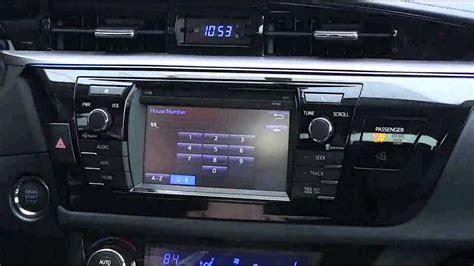 Using GPS Navigation in the All New 2014 Toyota Corolla