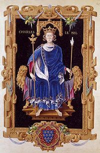 Charles IV of France - Simple English Wikipedia, the free