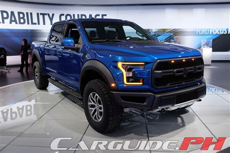 NAIAS 2016: Ford F-150 Raptor SuperCrew is Still Unmatched