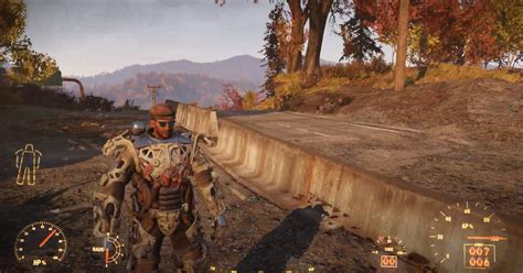 Find easy Power Armor in Fallout 76 - Polygon