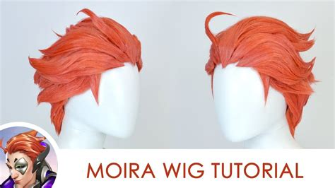 How to Style an Overwatch Moira Wig « Adafruit Industries