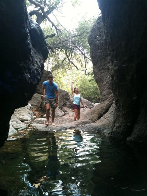 The Grotto Trail At Circle X Ranch Is One Of The Most