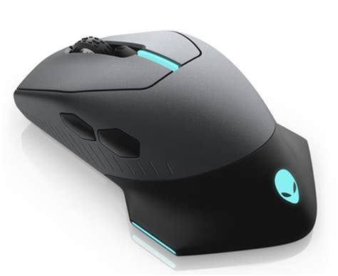 DELL Alienware 610M Wired / Wireless Gaming Mouse - AW610M
