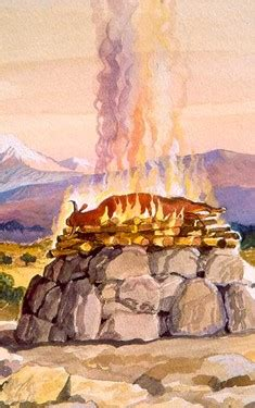 The altar is to burn continuously - Christian Professional