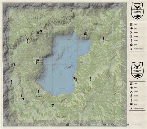 Hunting Simulator 2 - Points of Interest