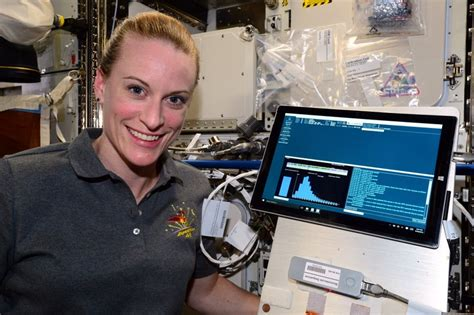 NASA Astronauts are using Microsoft Surface in the