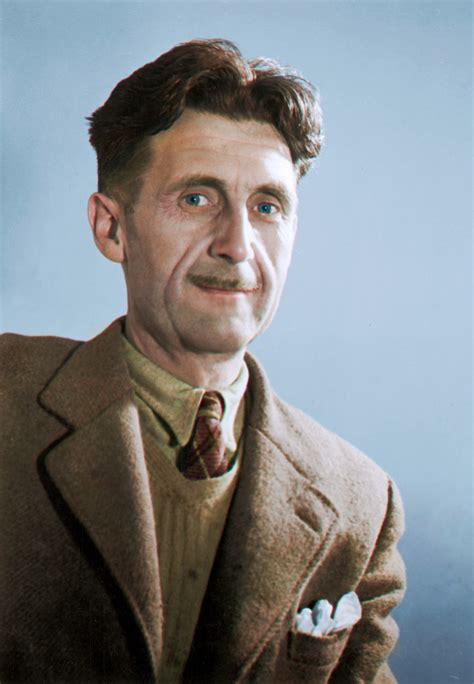 'Any Attempt to Claim Orwell for the Right Is Dishonest