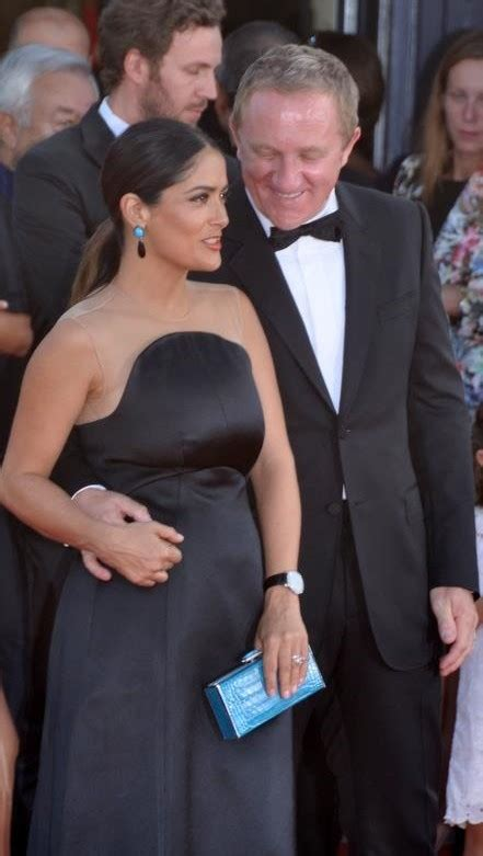 Salma Hayek And François-Henri Pinault: The Love Story Of