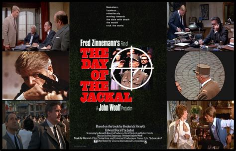 """A FILM TO REMEMBER: """"THE DAY OF THE JACKAL"""" (1973) - Scott"""