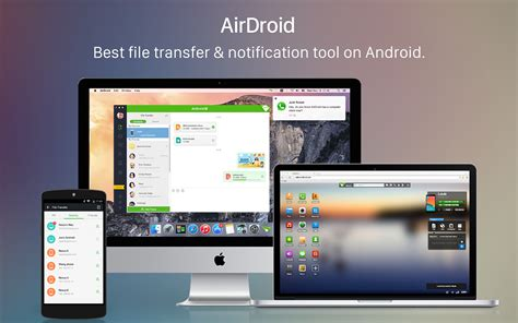 AirDroid: The Best Productivity App for Android Users?