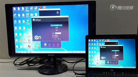 EZCast dongle demo video for Windows desktop PC and
