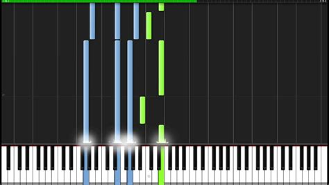 Day One - Interstellar [Piano Tutorial] (Synthesia