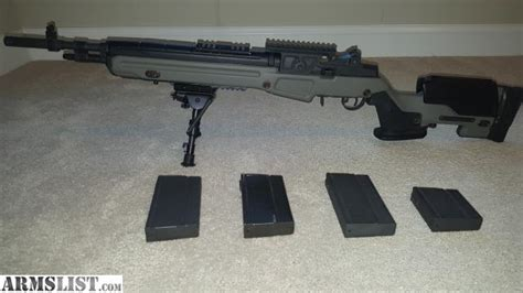 ARMSLIST - For Sale/Trade: M1A Scout Squad/ JAE 100 Stock