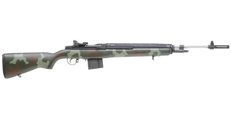 Springfield M1A Super Match 308 with McMillan Marine Corps