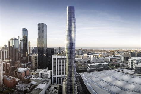 A Beyoncé-Inspired Tower for Melbourne, Australia
