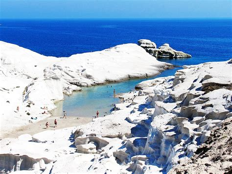 The five most breathtaking beaches in Greece, according to